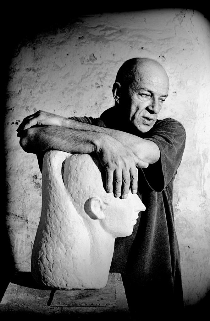Владимир Дмитриев, скульптор