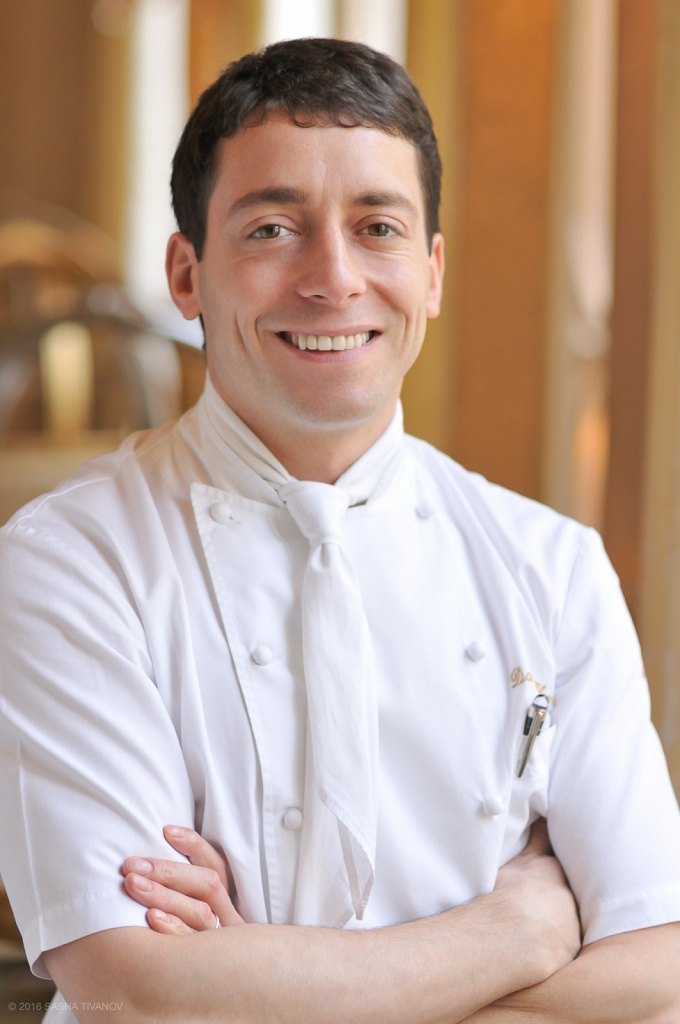 Давид Эмерле, шеф-повар