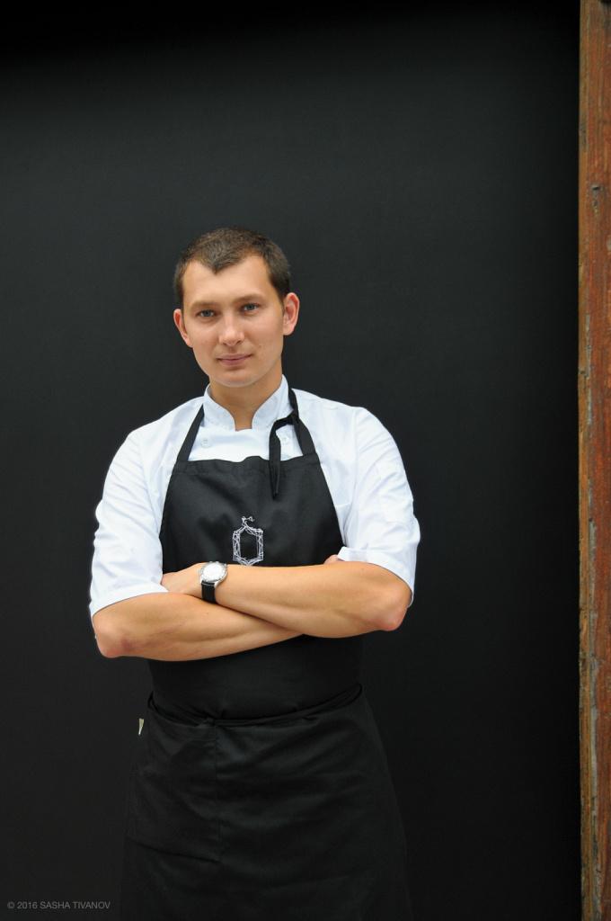 Роман Защеринский, шеф-повар