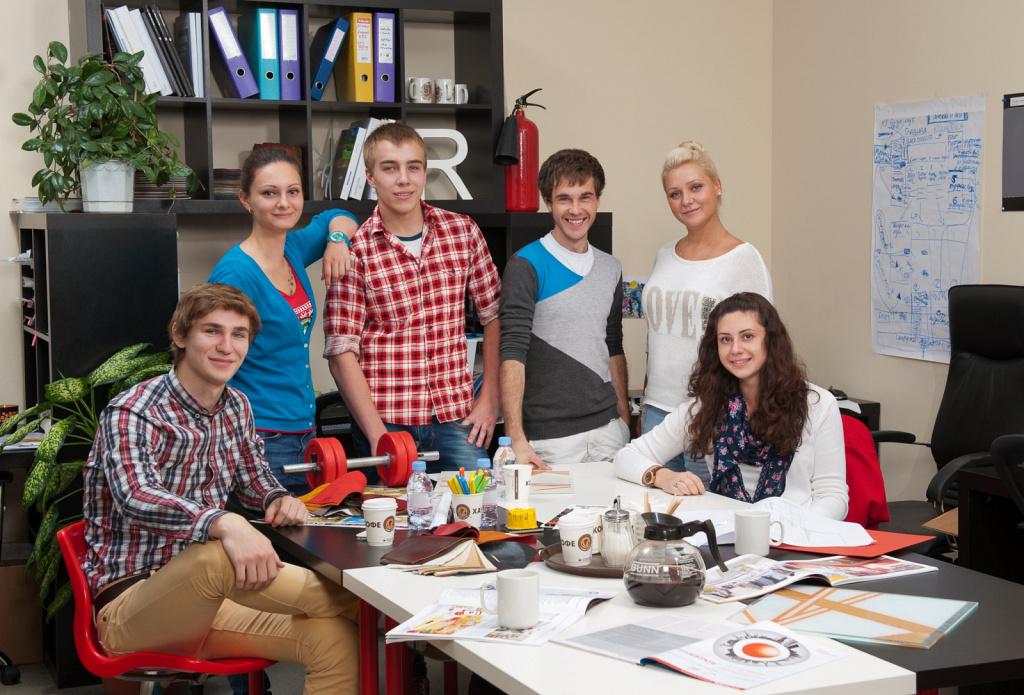 Креативная группа