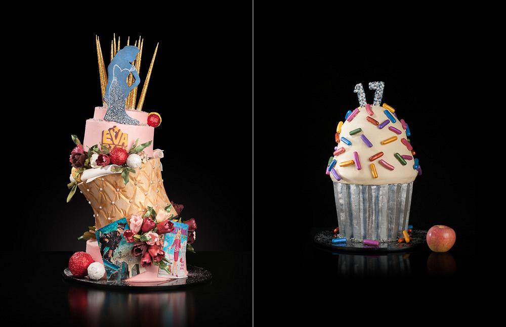 Торты SELECT Cake Studio