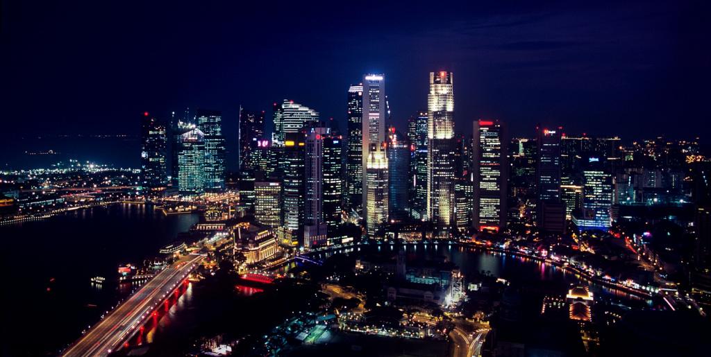 Открытка из Сингапура