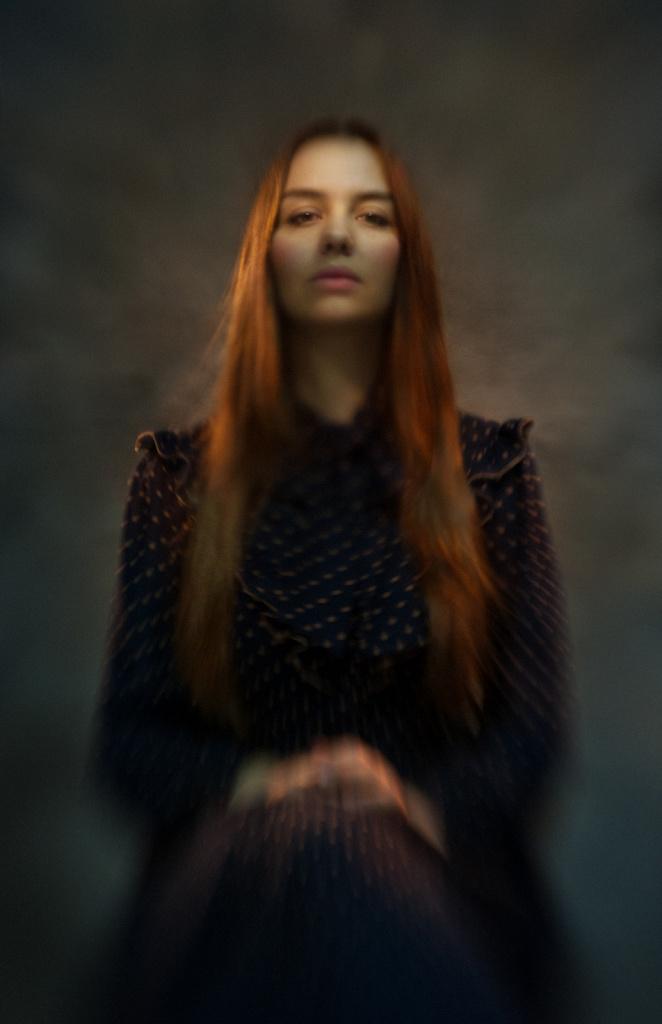 Ольга художественный портрет девушки