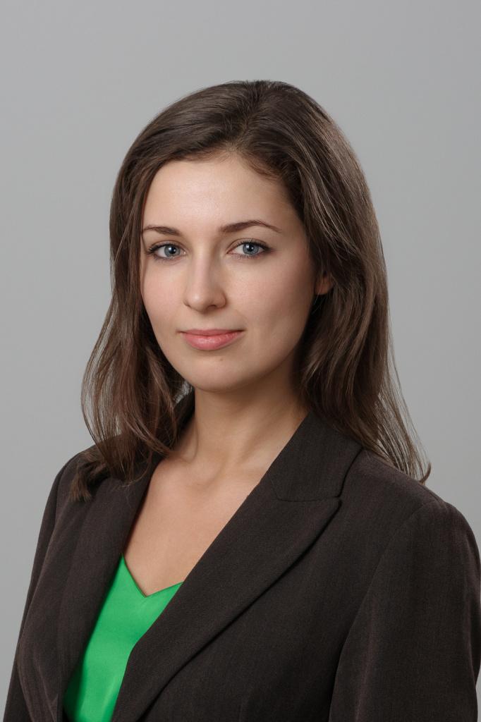 Бизнес-портрет для DLA Piper