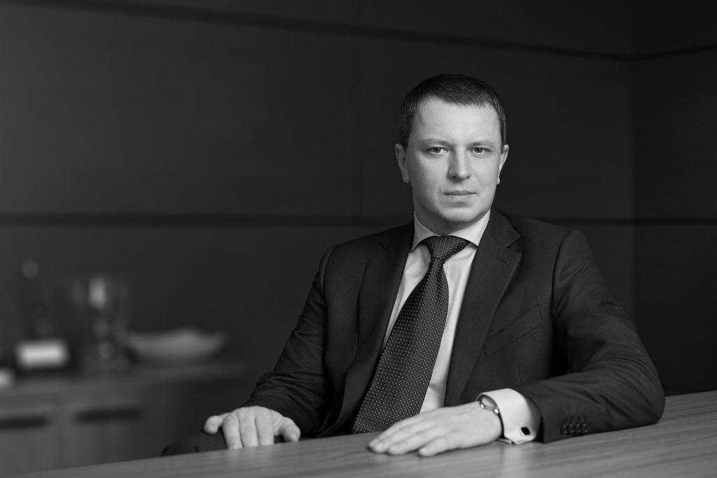 Бизнес-портрет партнёра юридической компании