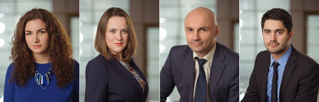 Деловой портрет юриста - Business Portraits Law Firm