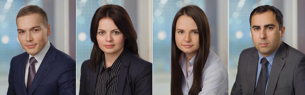 Бизнес-портреты сотрудников