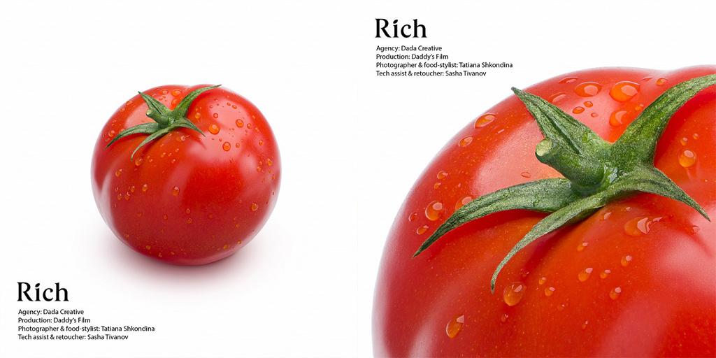 Rich Tomato Juice - Томатный сок
