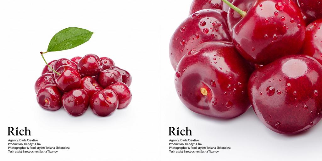 Rich Cherry Juice Вишнёвый сок