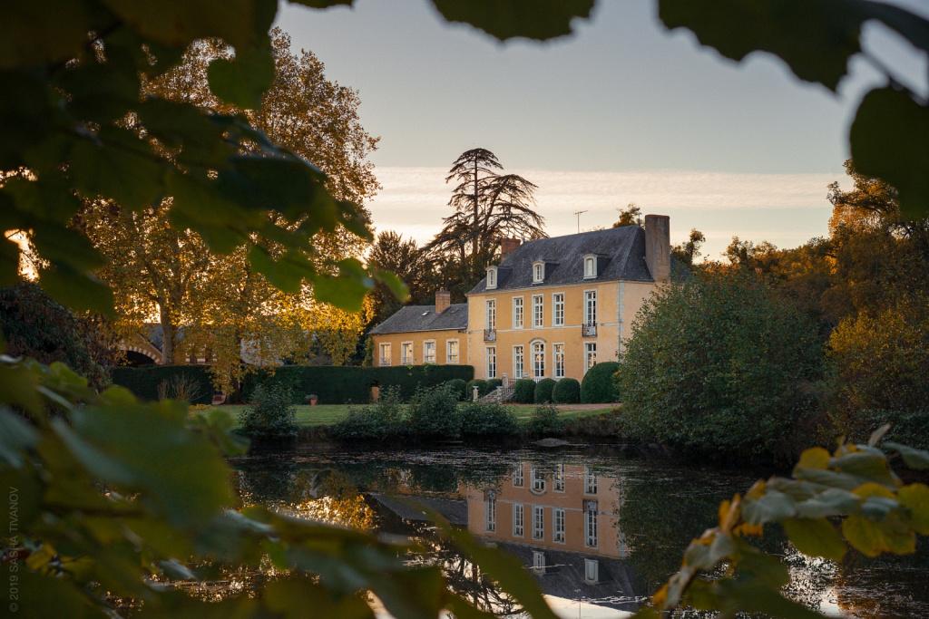 Шато (château)