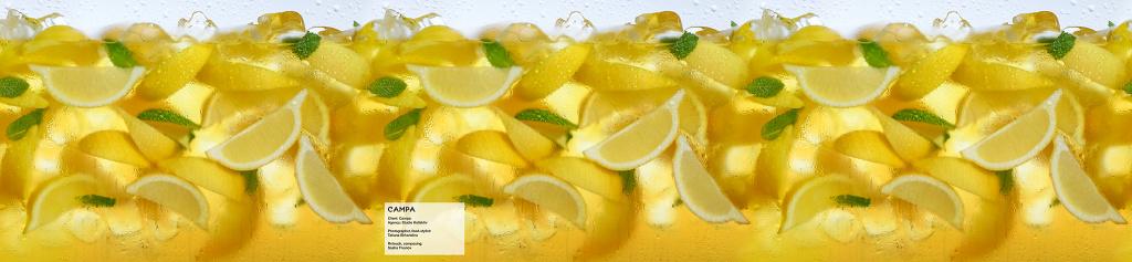 Campa Ice Tea - Lemon - Упаковка лимонного чая