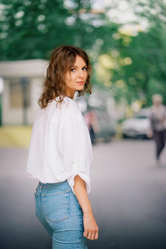 Фотопрогулка в Москве