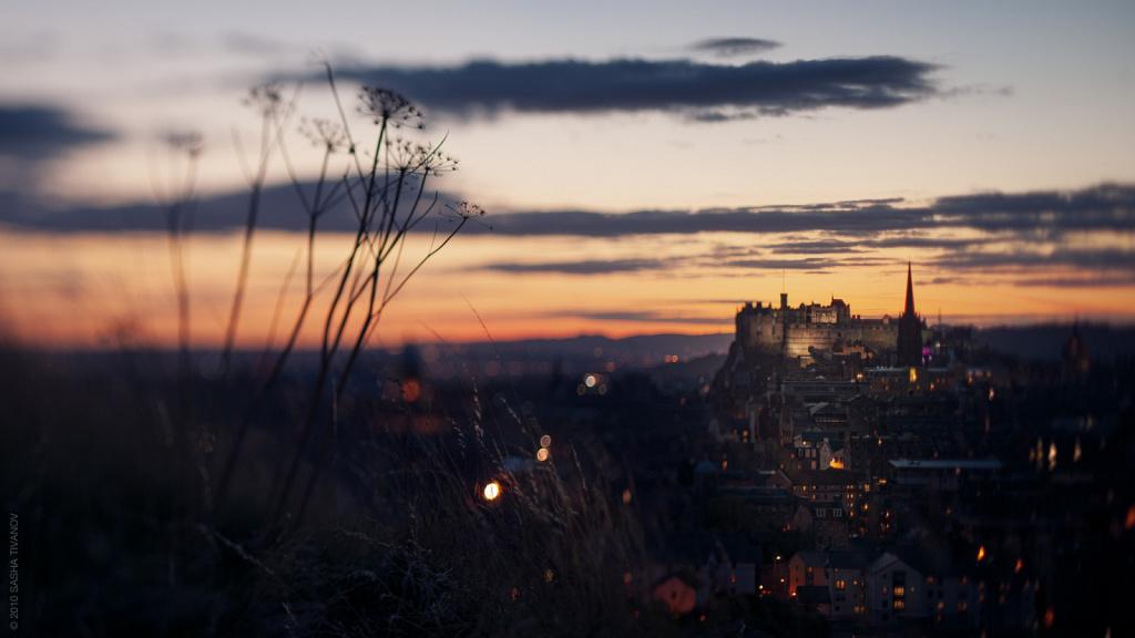 Эдинбург Касл / Edinburgh Castle
